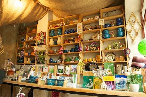 فروشگاه صنایع دستی کندلوس