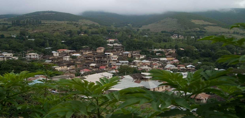 نمای دهکده کندلوس