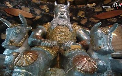 کندلوس گذرگاه رستم دستان شاهنامه فردوسی